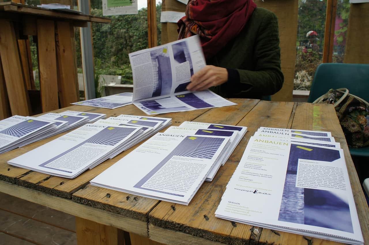 Muchina Flyer | Denken und Handeln | Konzeptagentur für ganzheitliche Gestaltung | Grafik | Design | Flyer