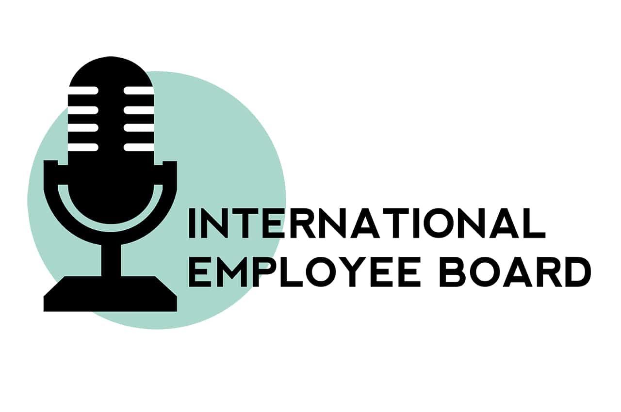Zalando International Employee Board  Denken & Handeln   Konzeptagentur für ganzheitliche Gestaltung   Grafik   Design   Logo