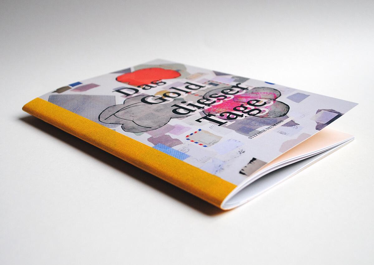 Denken Handeln Buchgestaltung Cover Innensatz Layout Grafik Design Gestaltung Katalog-Gestaltung Buchgestaltung, Innensatz, Cover für die Druckgrafikerin & Künstlerin Stefanie Neumann