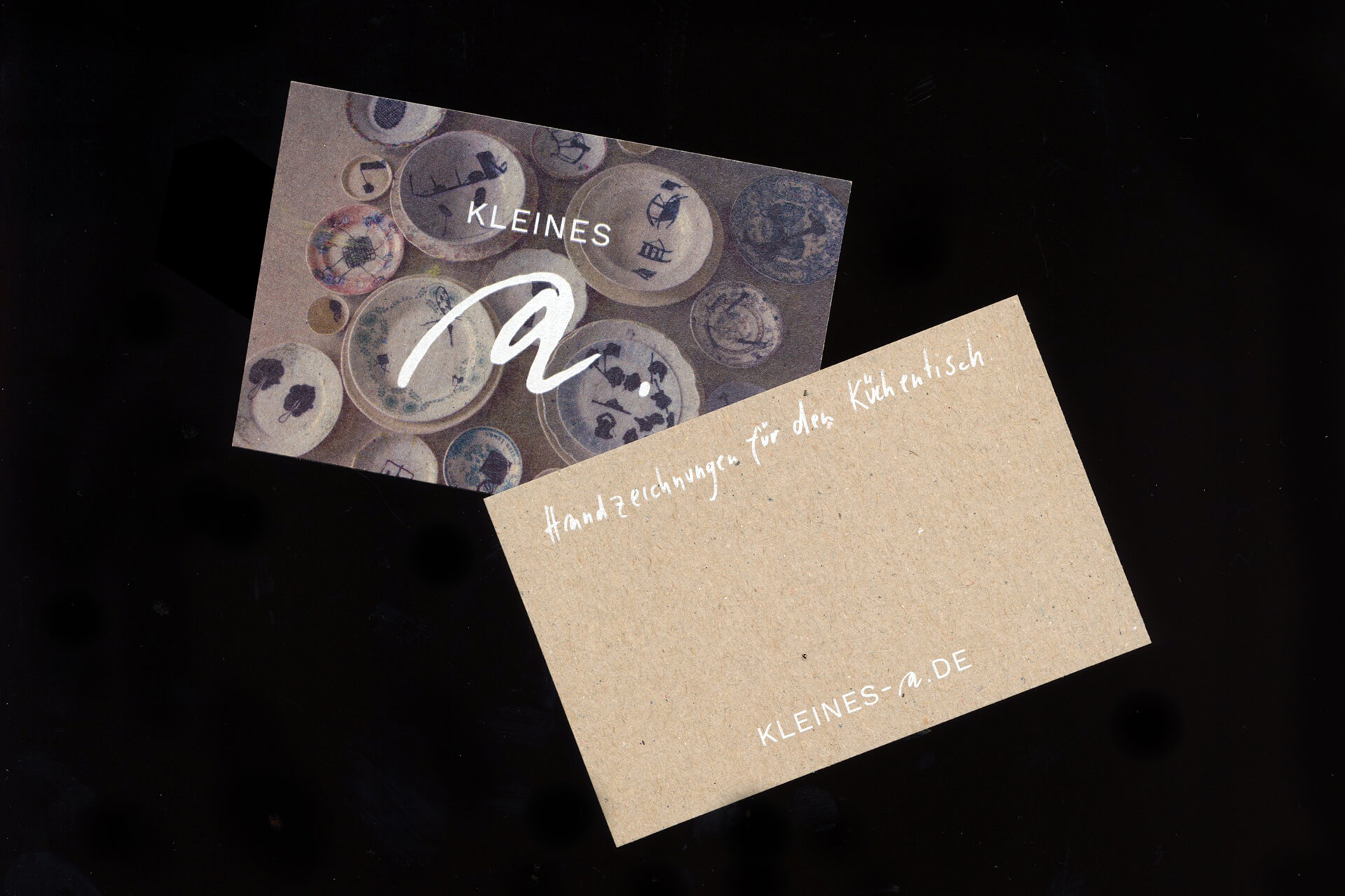 Denken & Handeln, Fine Heininger, Kleines A, Corporate Identity, CI, Visuelle Identität, Logo, Geschäftsausstattung, Visitenkarte, Webseite, Flyer